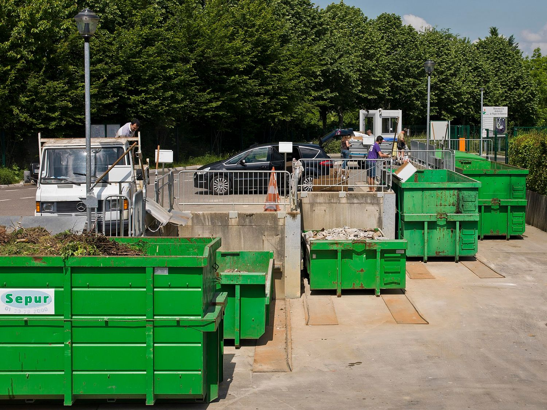 centre recyclage