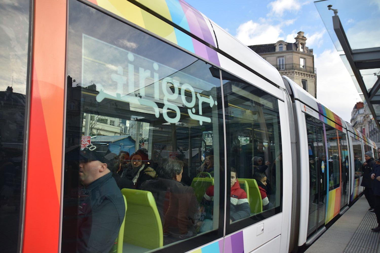 Angers : des nouveautés sur le réseau Irigo pour la rentrée