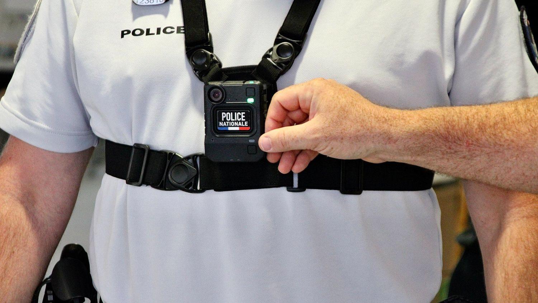 Les policiers castelroussins vont utiliser à partir de la semaine prochaine des caméras-piétons.