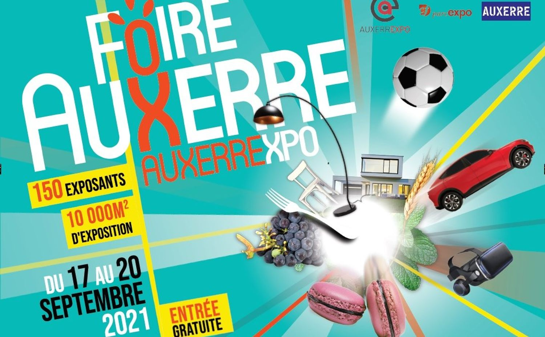 La 91ème Foire d'Auxerre a lieu jusqu'à lundi !