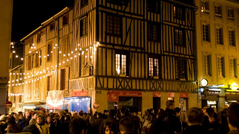 La Frairie des Petits Ventres, à Limoges. Image d'archives.