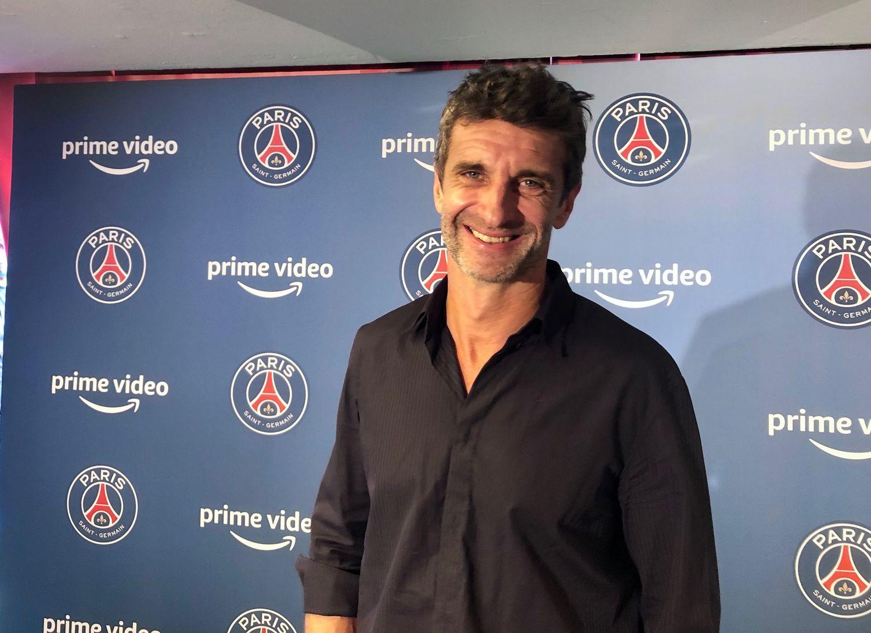 Manuel Herrero, show runner de la série « PSG Ô Ville Lumière, 50 Ans De Légende ».