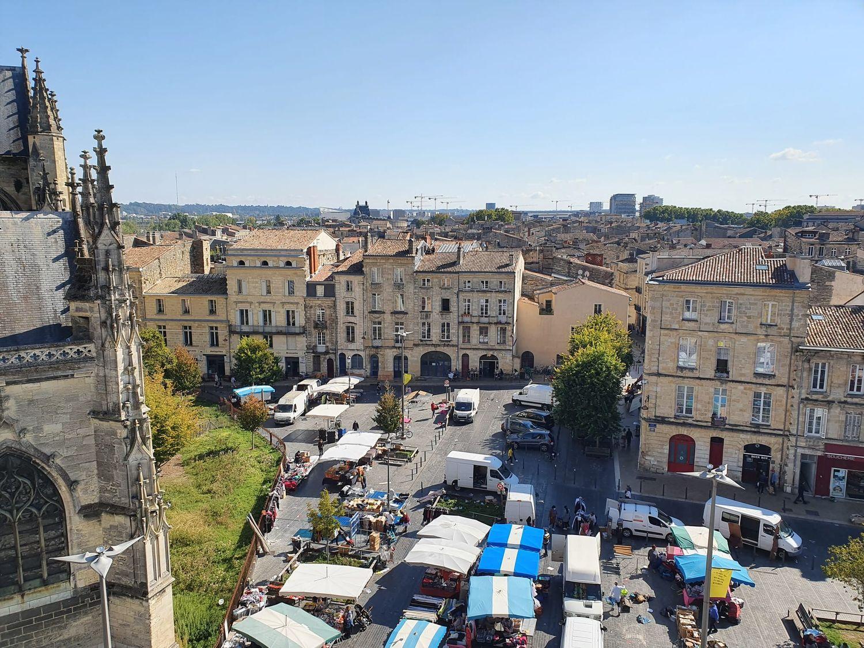 Bordeaux : A Saint-Michel, les avis sont partagés sur le traitement...