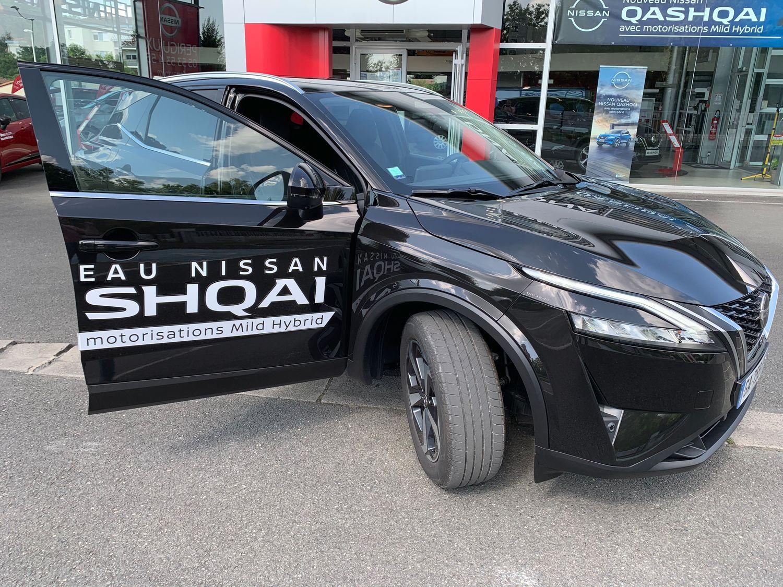 Road trip WIT FM : dernière étape avec le nouveau Nissan Qashqai