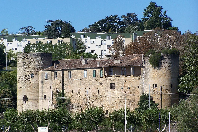 château réole