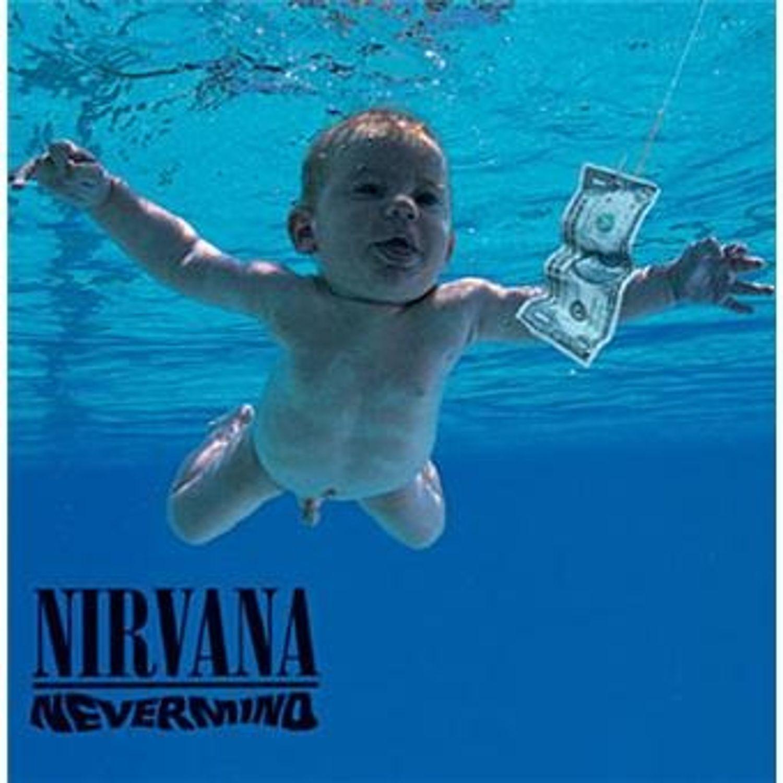 Nevermind Nirvana pochette album