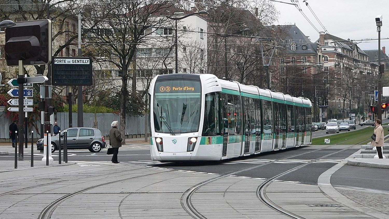 Tramway T3 Paris