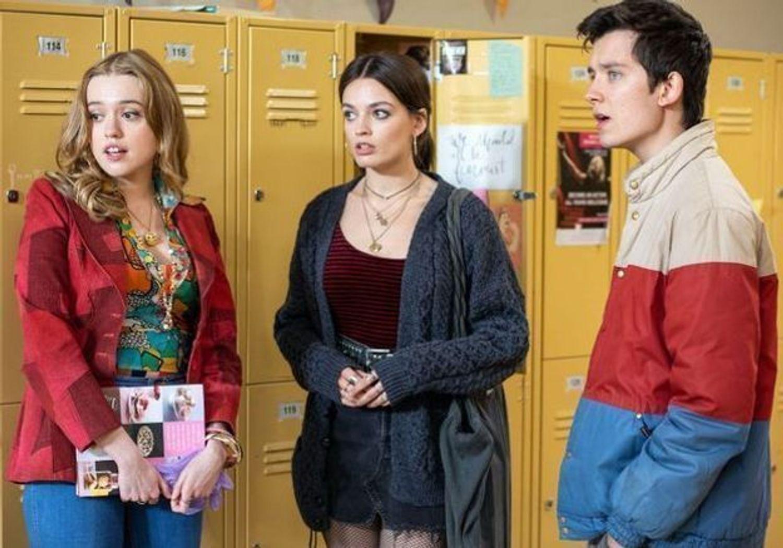 """Une saison 4 pour """"Sex Education"""" sur Netflix"""