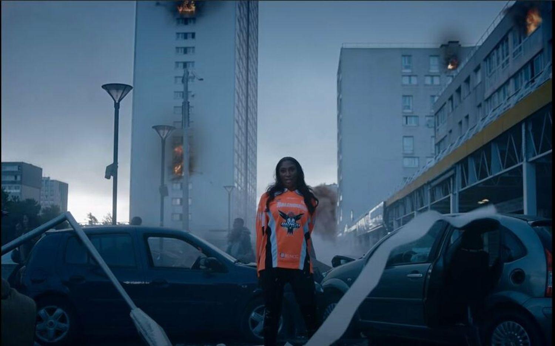 Capture d'écran du Clip de Major Lazer - C'est Cuit (feat. Aya Nakamura)