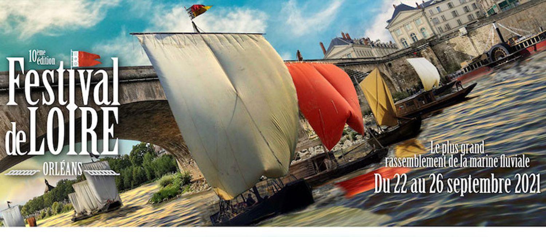 Découvrez le programme du Festival de Loire !