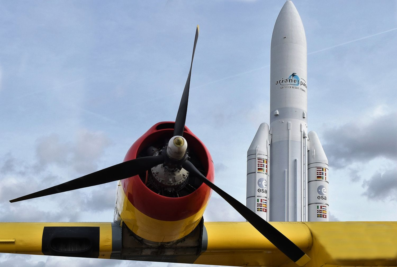 Fusée Ariane - image d'illustration