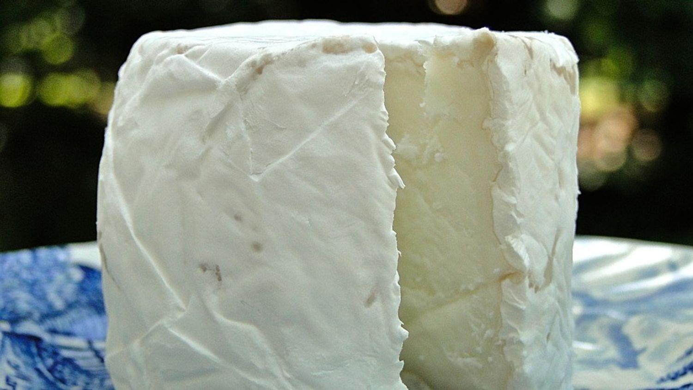 Le fromage de chèvre a été servi aux élèves les 9 et 13 septembre à la cantine.