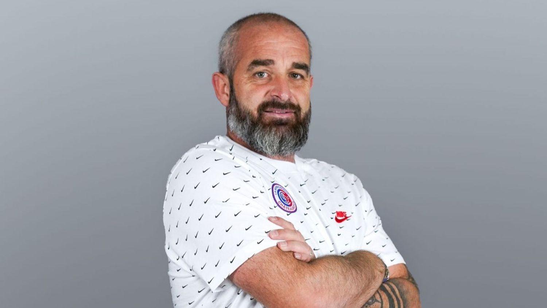 Mathieu Chabert est le nouvel entraîneur de Châteauroux.