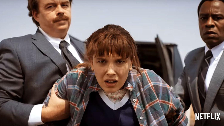 """Netflix dévoile la date de sortie de la saison 4 de """"Stranger Things""""."""