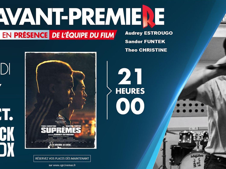 """NTM : gagne tes entrées pour l'avant-première du film """"Suprêmes"""""""