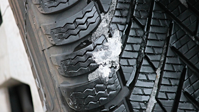Des pneus hiver.