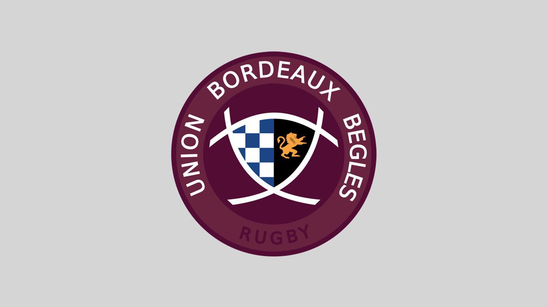 Logo Union Bordeaux Bègles
