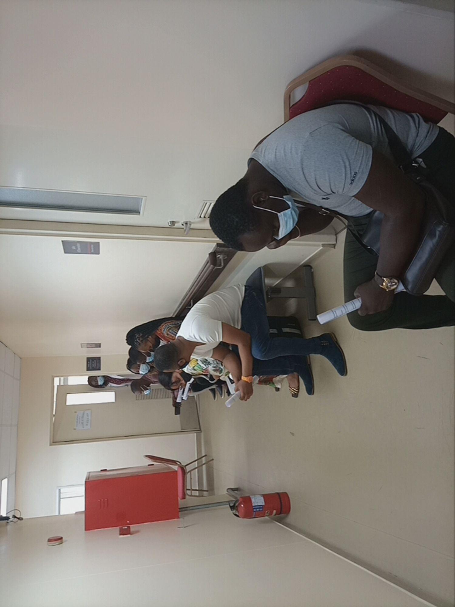 Centre de vaccination (RDC)