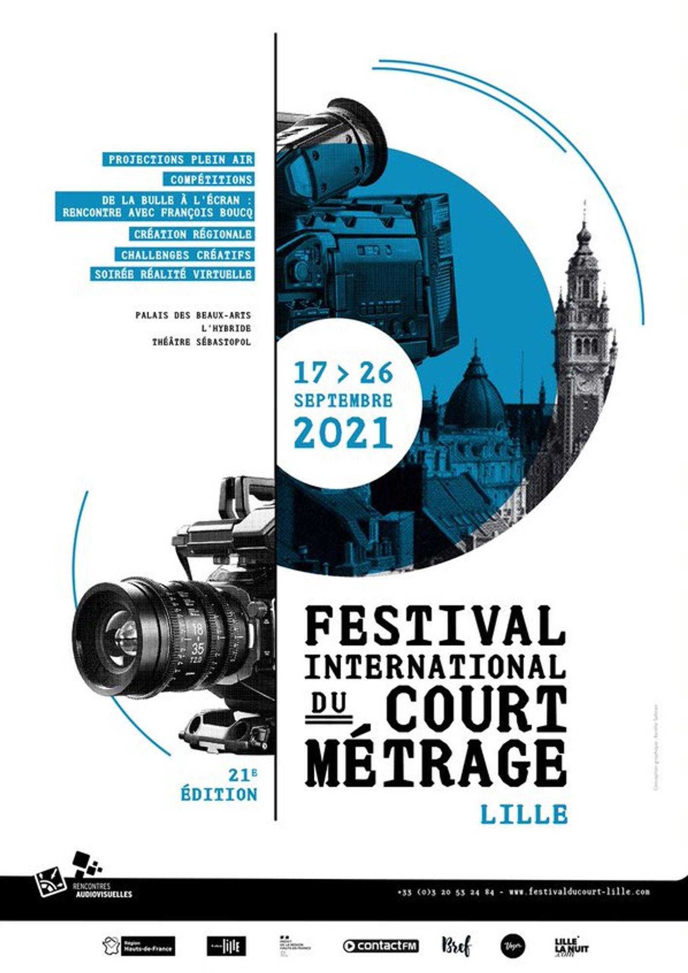 FESTIVAL INTERNATIONAL DU COURT METRAGE A LILLE
