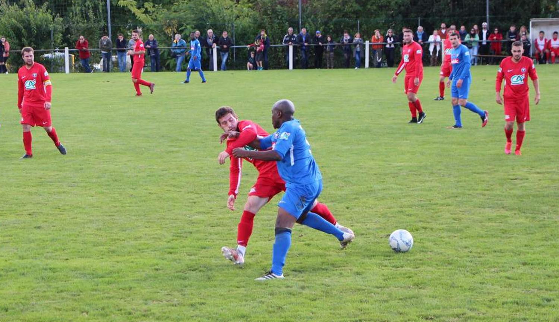 L'US Chantrigné jouera à Mayenne face au Stade lavallois.