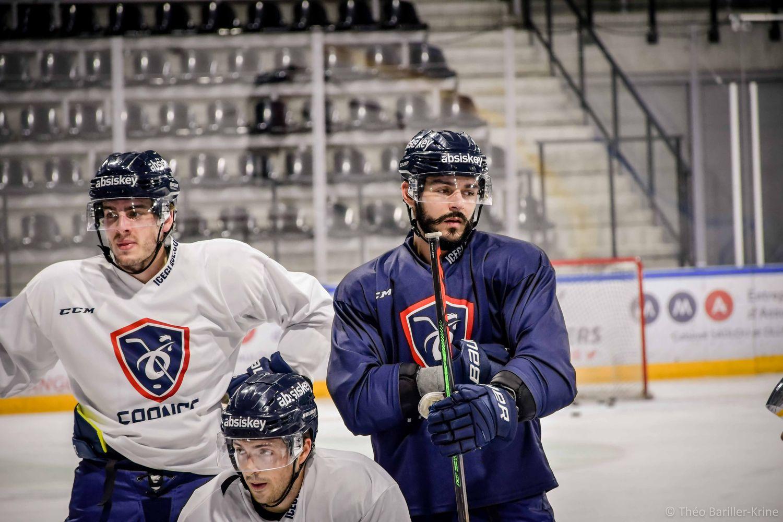 équipe de France de hockey