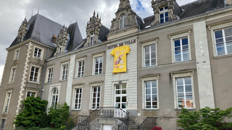 Mairie de Changé Tour de France