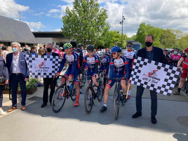 J-53 Tour de France 2021 Mayenne
