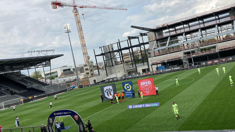 Maintien Angers Sco 9 mai 2021