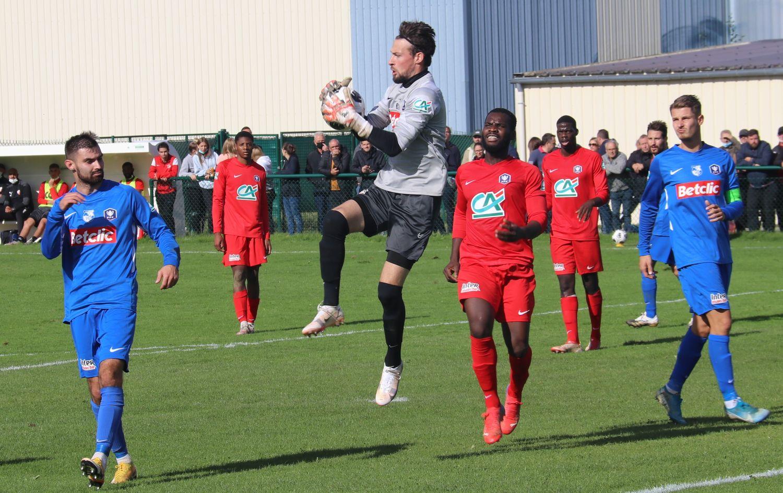 Laval-Bourny affrontera Beaucouzé lors de ce 5e tour de Coupe de France.