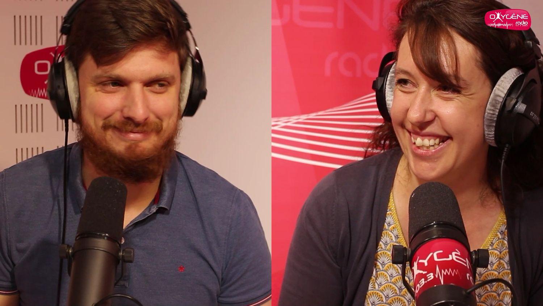 Cécilia Madiot et Hugo Morat