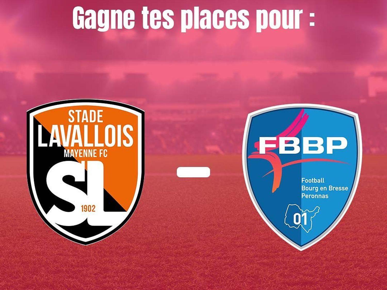 Les gagnants pour Stade Lavallois - FBBP
