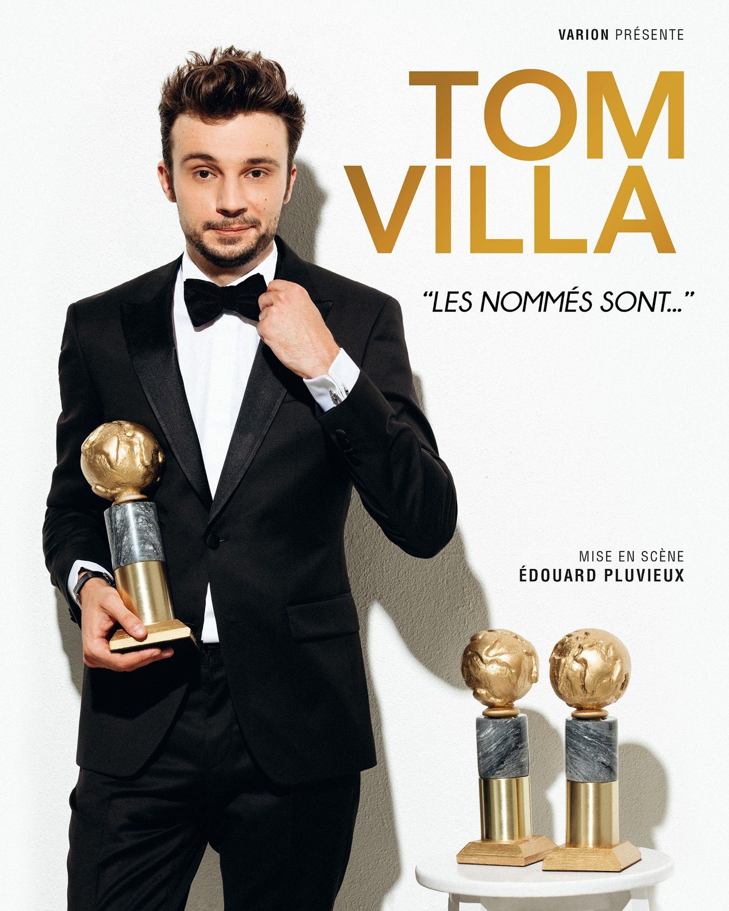 Tom Villa à l'Odéon de Montpellier