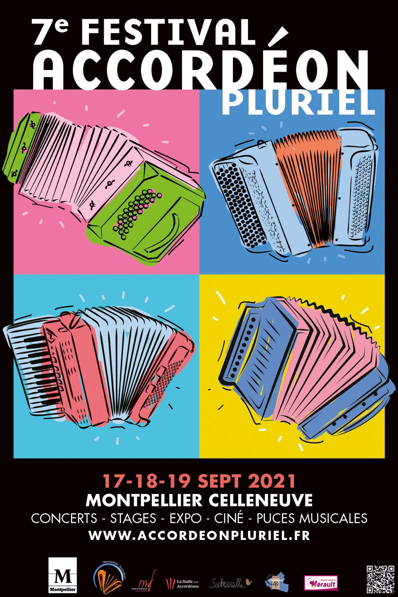 Festival Accordéon Pluriel