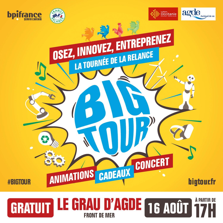 Big Tour BPI France