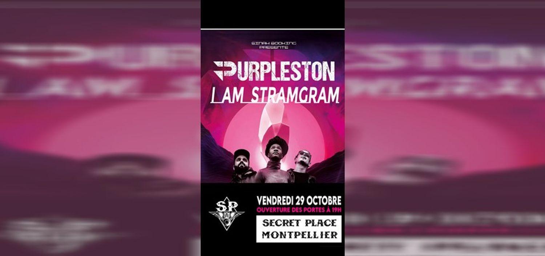 Purpleston à St Jean de Védas !