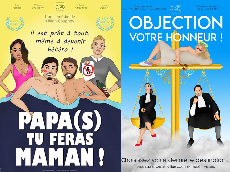 La compagnie très très drôle à Montpellier