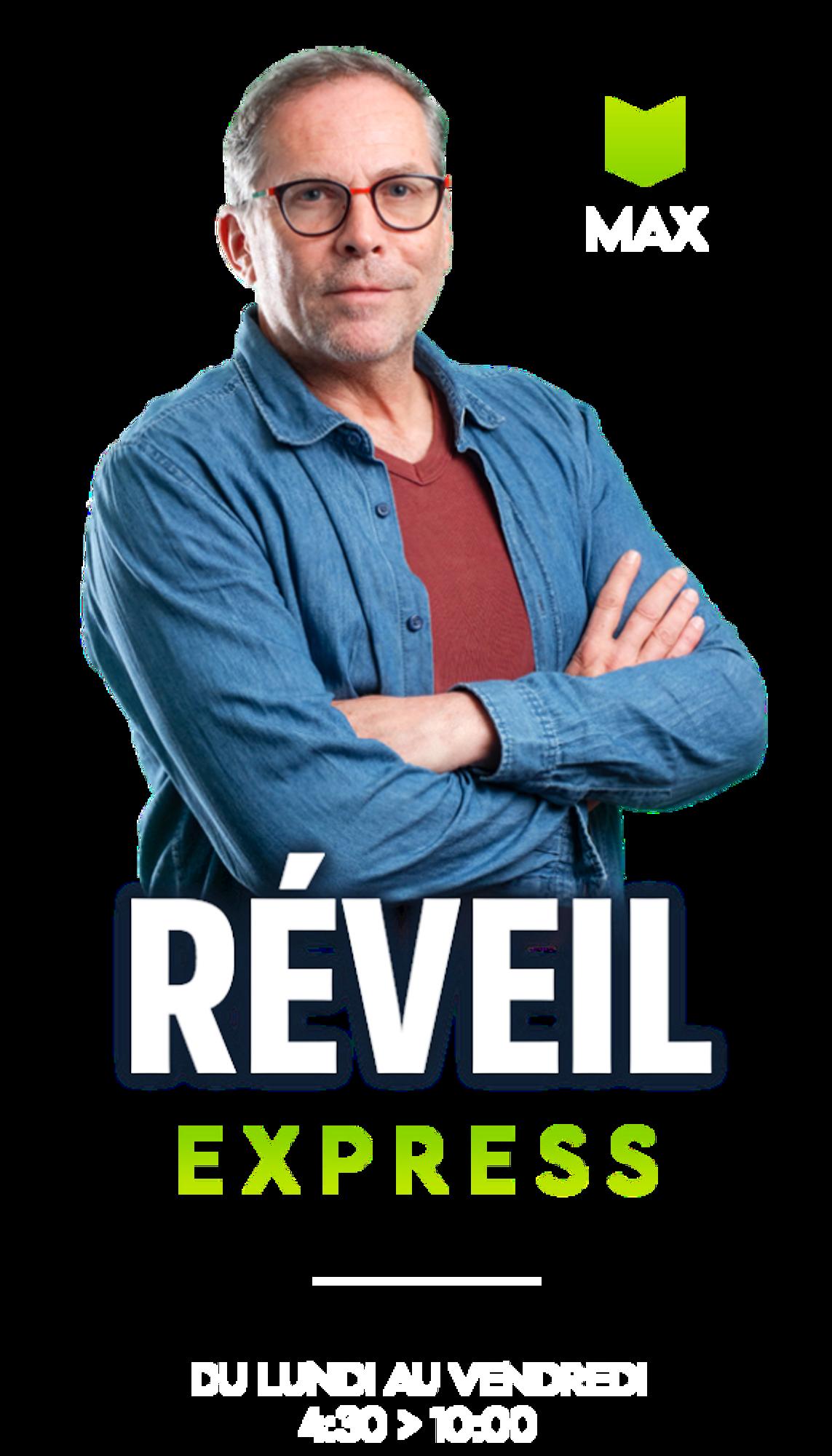 Réveil Express Max