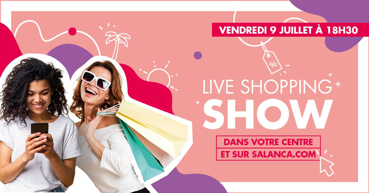 live shopping show