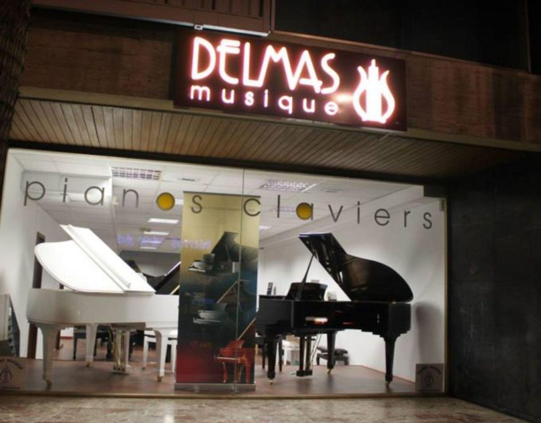 Magasin musical Delmas