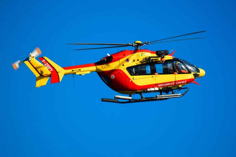 Dragon 66 - Hélicoptère de la Sécurité civile