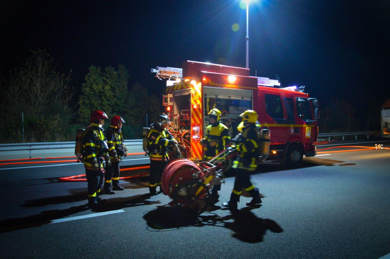 FPT Pompier incendie feu