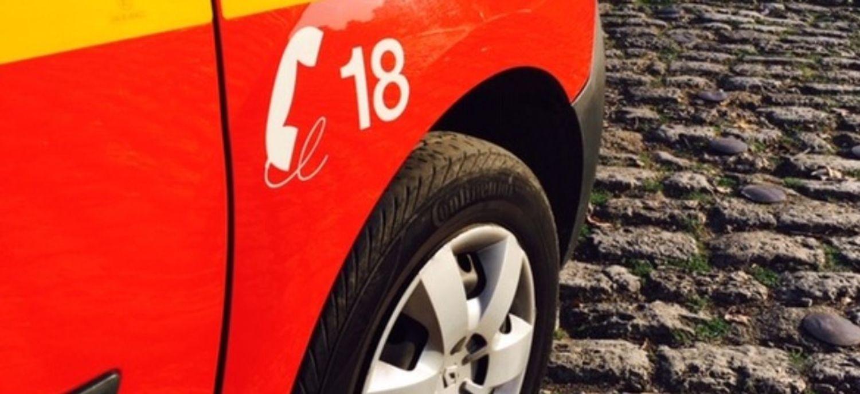 La victime de 18 ans a été transportée en urgence absolue au CHU d'Angers.