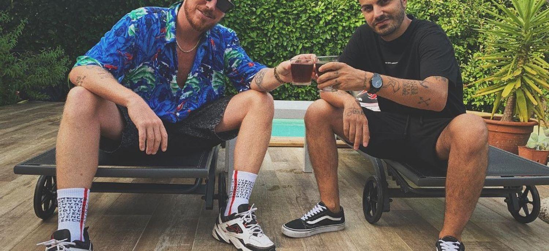 Coup de Coeur FG : Hugo Cantarra et Hugel remixent 'Look into My...