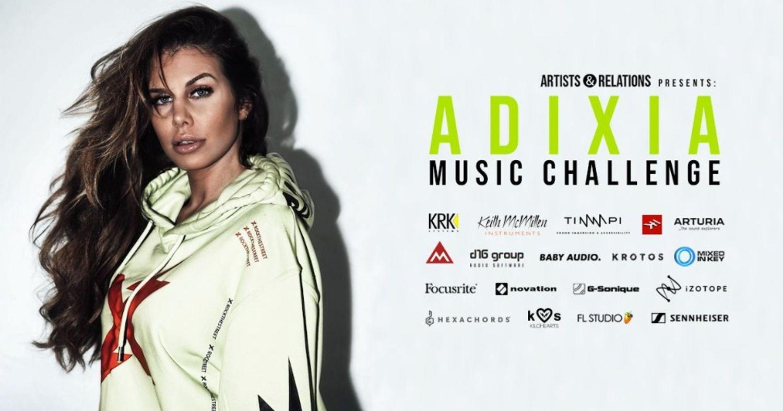 Adixia et le label Play Two lancent un concours à destination des...