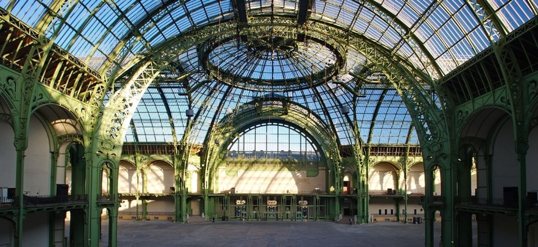 La Nef du Grand Palais réinvestie pour accueillir une série de...