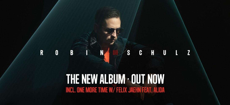 Coup de coeur FG : l'album de Robin Schulz