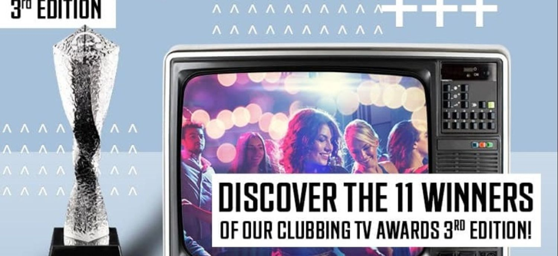 Clubbing TV Awards: découvrez les clips vainqueurs!