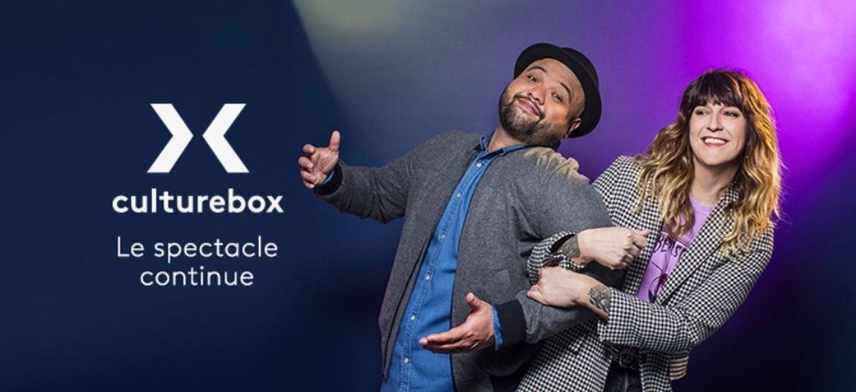 La chaîne Culturebox prolongée jusqu'en août et en soirée.