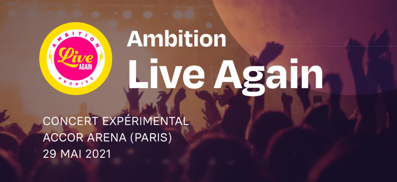 Concert-test : A Paris, c'est oui. A Marseille, c'est non !