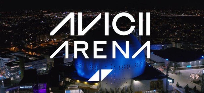 L'énorme salle du Globe de Stockholm devient l'Avicii Arena!
